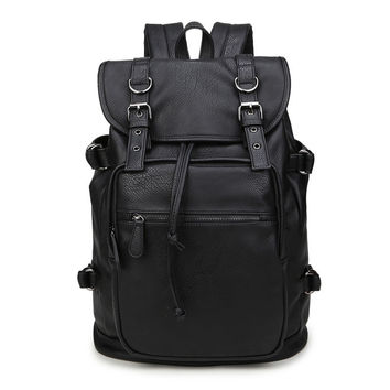 On Sale Hot Deal College Comfort Back To School Stylish Casual Korean Backpack [4915418180]