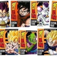 Dragonball Dragon Ball Z: Complete Uncut Series DVD Season 1 2 3 4 5 6 7 8 9 NEW