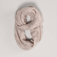 AEO Pointelle Loop Scarf | American Eagle Outfitters