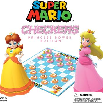 Super Mario™ Checkers: Princess Power Edition
