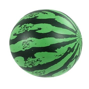 Inflatable Watermelon Ball Toy 16cm