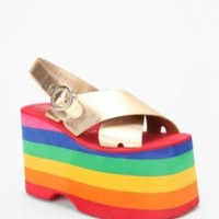 Jeffrey Campbell Rainbow Starlight Eva