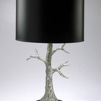 Cyan Design Silver Tree Lamp - 02097