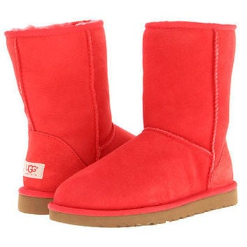 UGG Classic Short Chestnut - Zappos.com Free Shipping BOTH Ways