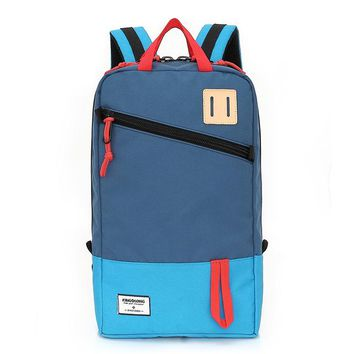 Student Backpack Children KONGSLONG Nylon Backpack Waterproof 10 Inch Laptop Backpack Bag for Little Boys Girls Casual Daypack Student School Bags AT_49_3