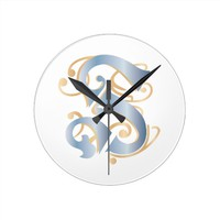 Super Junior Round Wallclock
