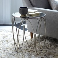 Oval Rings Side Table