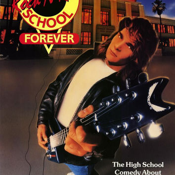 Rock 'n' Roll High School Forever 11x17 Movie Poster (1990)