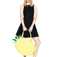 Kate Spade Ponte Bow Back Dress