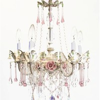 Bella Rose Chandelier