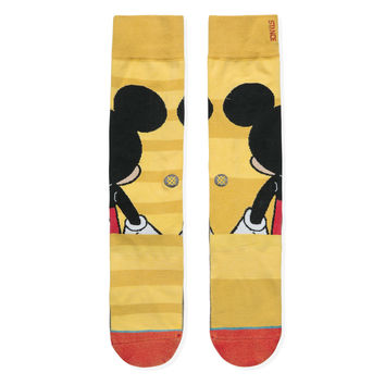 STANCE MENS MICKEY SOCKS