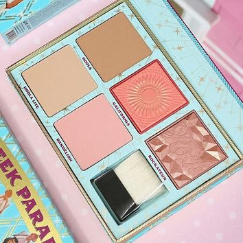 cheek parade bronzer & blush palette | Benefit Cosmetics