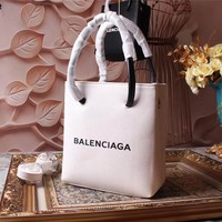 2019 New Office Balenciaga Women Leather Monogram Handbag Neverfull Bags Tote Shoulder Bag Wallet Purse Bumbag    Discount Cheap Bags Best Quality
