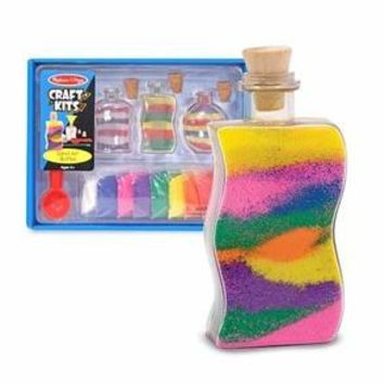 Melissa & Doug Sand Art Bottles Craft Kit