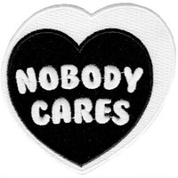 Nobody Cares | PATCH