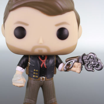 Funko Pop Games, Bioshock Infinite, Booker DeWitt #62