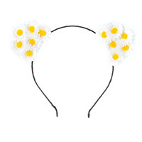 Katy Perry Daisy Cat Ears Headband