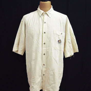 Retro Kaftan Festival Ethnic Shirt XL