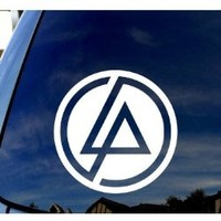 "Linkin-Park-Band-LP Car Truck Laptop Sticker Decal 4"" Diameter"