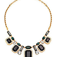 Kate Spade New York - Art Deco Gems Graduated Necklace - Saks Fifth Avenue Mobile