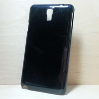 Samsung Galaxy Note 3 Neo Hard Plastic Case - Black