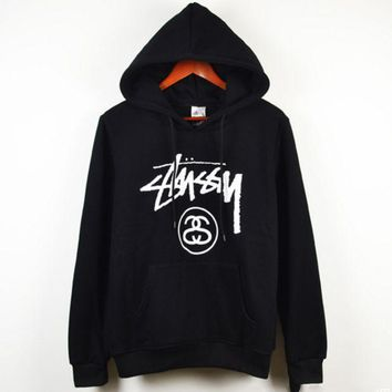 DCCKB62 Stussy Casual Sport Running Hooded Top Sweater Sweatshirt Hoodie