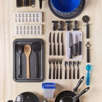 59-Piece Total Kitchen Set