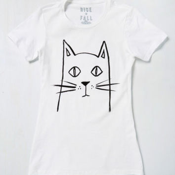 Meow That We Found Love Tee
