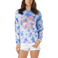 Tide Palm Crew Sweatshirt | Shop at Vans