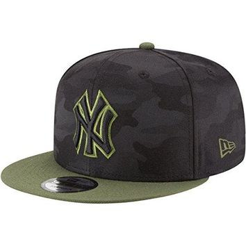 New Era New York Yankees 2018 Memorial Day 9FIFTY Adjustable Snapback Hat