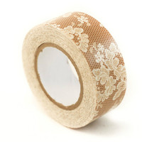 Lace Print Duct Tape