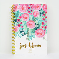 2017-18 just bloom planner