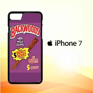 Backwoods Honey Berry Cigars L2091 iPhone 7 Case