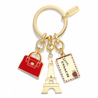 paris mix key ring