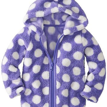 Marshmallow Hoodie from Hanna Andersson