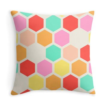 Honeycomb - Decor Pillow