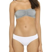 Ruched Bandeau