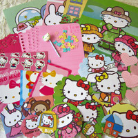 Hello Kitty Pen Pal DIY Kit