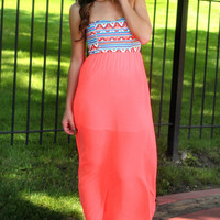 Sun Dance Dreamer Maxi Dress