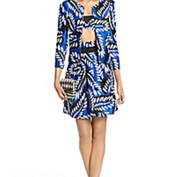 DVF Gabrielle Cotton Jacket