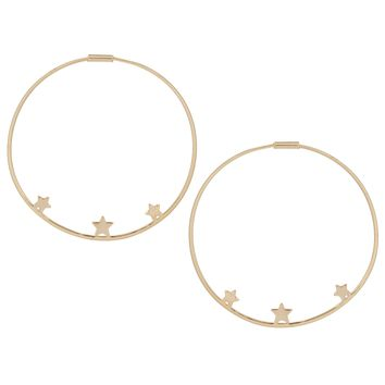 Endless Star Hoops