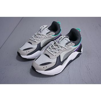 SANKUANZ X Puma RS-X men and women Running shoes