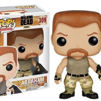 Abraham The Walking Dead Funko Pop! Vinyl #309