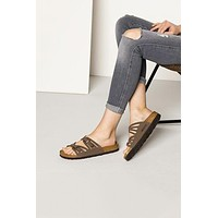 Granada Soft Footbed Birkenstocks | Mocca
