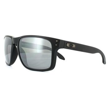 Oakley Sunglasses Holbrook XL OO9417-05 Matt Black Prizm Black Polarized