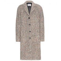 Tessa Trash Wool-blend bouclé coat