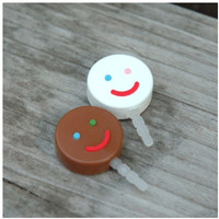 Smile Earphone Cap
