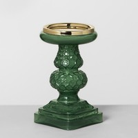 Pillar Candle Holder - Green - Opalhouse™