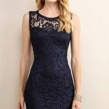Date Night Lace Dress FINAL SALE!