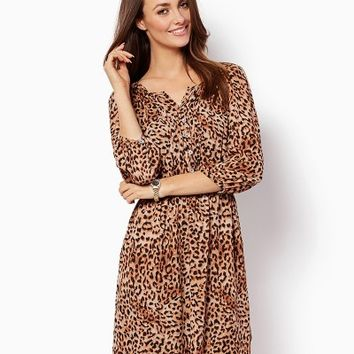 Dvf Dress Charlie Zora Leopard Dress Fashion